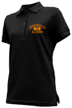 Zephyrhills High School Embroidered Polo Shirts