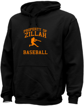 Zillah High School Hoodies